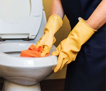 Proper Cleaning & Disinfecting Janitorial Services from JAN-PRO Commercial Cleaning of Southern Colorado